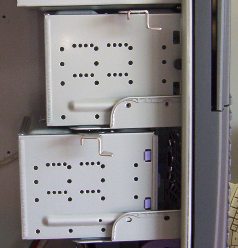 case bays close up